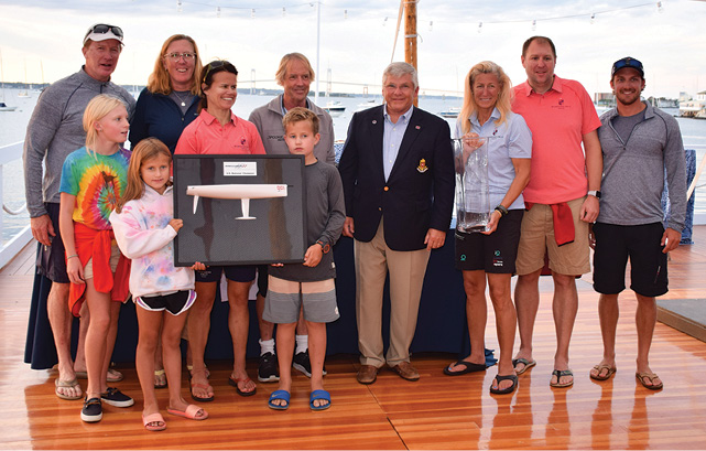 Members Only Wins the Inaugural Melges IC37 National Championship
