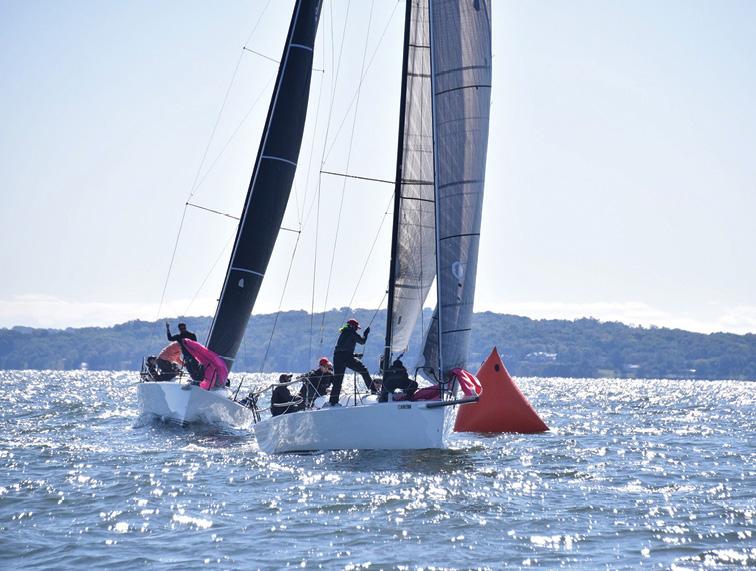 American Yacht Club Fall Regatta