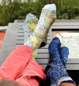 Chart Socks