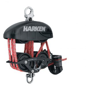 Harken GP Catamaran Ceramic Mainsheet System