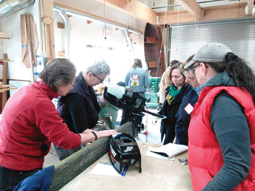 Riverport Women's Sailing Conference is March 28