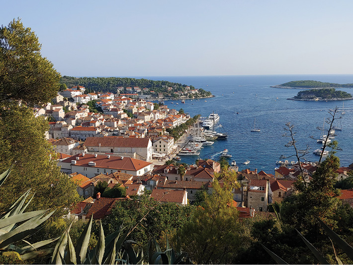 Cruising Croatia with Colgate Sailing Adventures