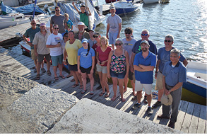 The 2019 Mariner Class Association National Rendezvous: August 2-4, Niantic to Mystic Seaport Museum