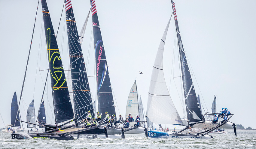 A Silver Anniversary – Sperry Charleston Race Week is April 23 – 26