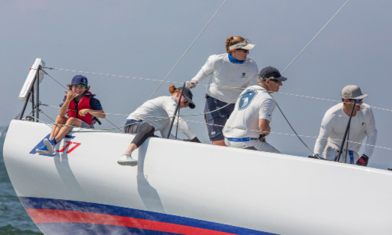Creating Pathways: Mentoring lifelong sailors at Sail Newport