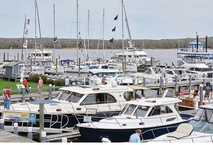 Get Ready for the Spring Boat Shows!