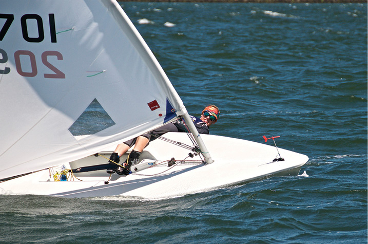 How to Keep a Small Sailboat from Capsizing…and what to do if it does