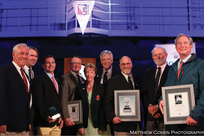 US Sailing Honors Contributors to the Sport