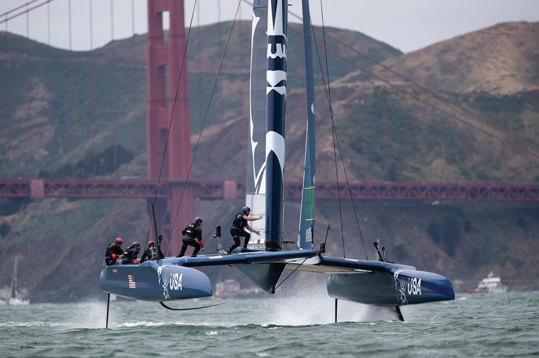 US SailGP Team Ready for SailGP Season 2