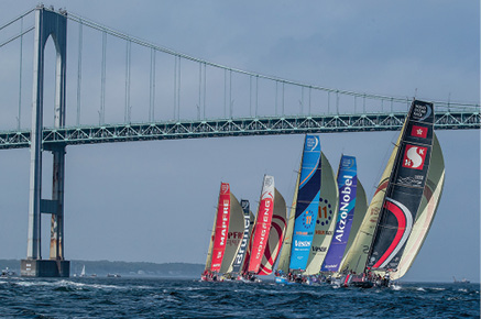 The Ocean Race is Returning to Newport!