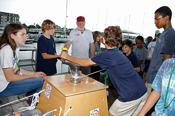 Atlantic Cup Kids presented by 11th Hour Racing Offers Resources for At-Home Learning