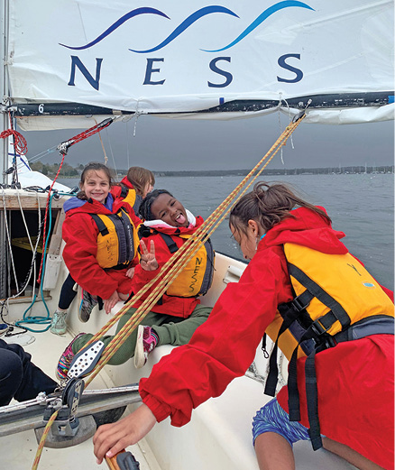 New England Science & Sailing — Much More Than a Summer Camp!