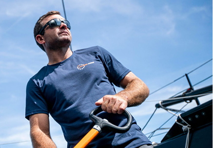 "Charlie Enright's ""Top Ten Lessons"" at the EYC Ocean Racing Forum on April 7"