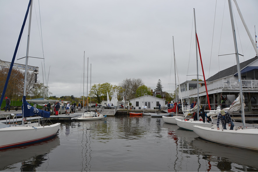 The More, The Merrier: Five Connecticut Yacht Clubs to Collaborate on the Gowrie Group Connecticut River One-Design Leukemia Cup on May 2