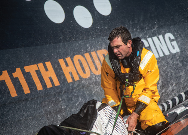 Charlie Enright Sets Sights on The Ocean Race