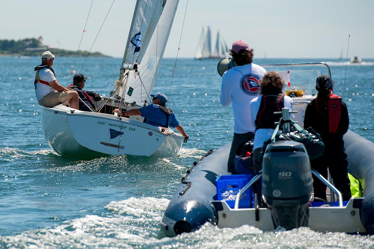 Online coaching for Clagett sailors