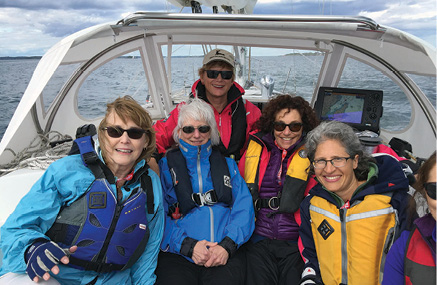 NWSA Women's Sailing Conference is June 6