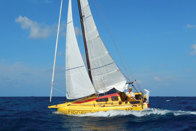 Built Like a Rock: Is volcanic fiber the future of boatbuilding?