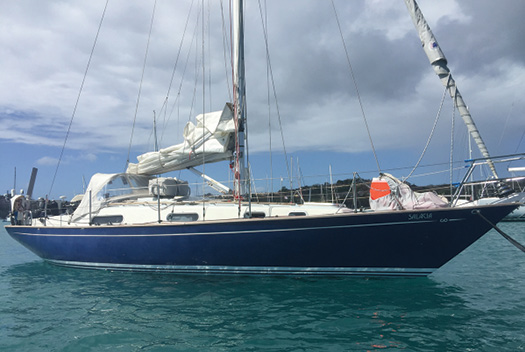 Atlantic Crossing on a Contessa 32: It's Always Something!