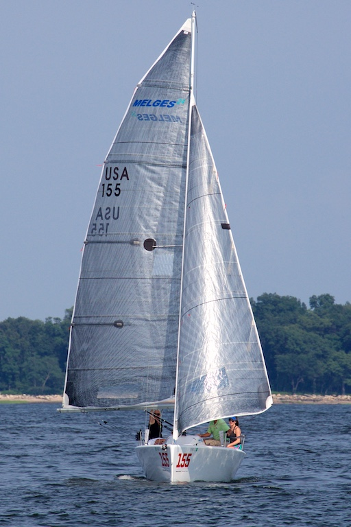 Sailboat Racing and Social Distancing: Indian Harbor Yacht Club Introduces a New Form of Competition