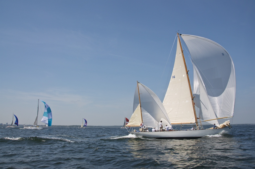 The 75th Block Island Race is Postponed Until 2021