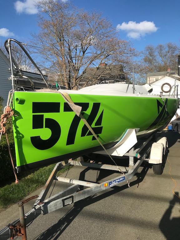 Meet Griff Spinney, America's Newest Mini Transat 6.50 Sailor