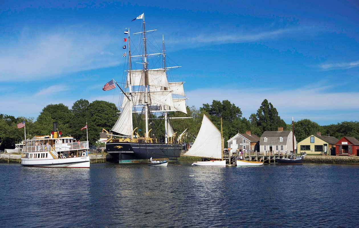 Mystic Seaport Museum Reopening to the Public May 23