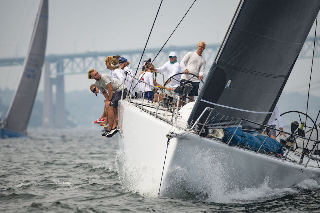 Jeanneau America Becomes Presenting Partner of Ida Lewis Distance Race