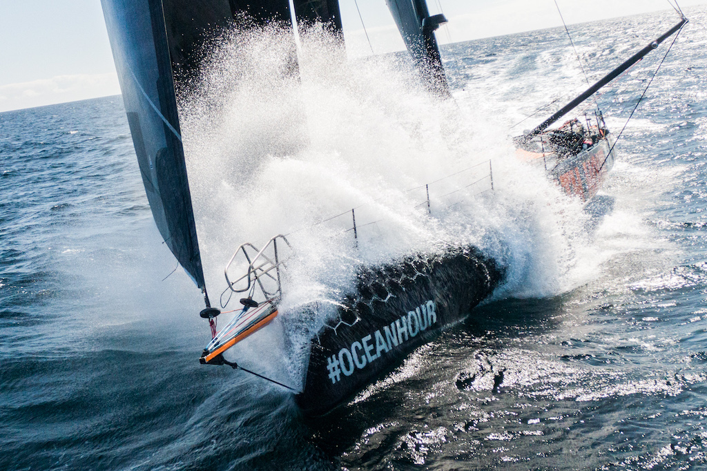 11th Hour Racing Team Adds America's Cup Winner and Former Ocean Race Champion to Transatlantic Sail