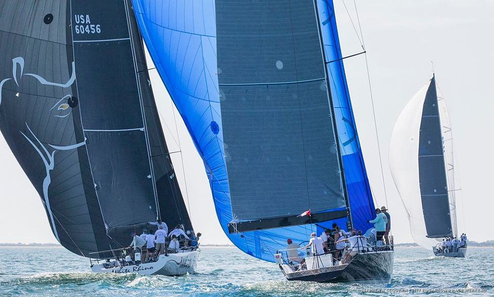 2020 Edition Will See Changes, But It's Still Good News for Edgartown Race Weekend