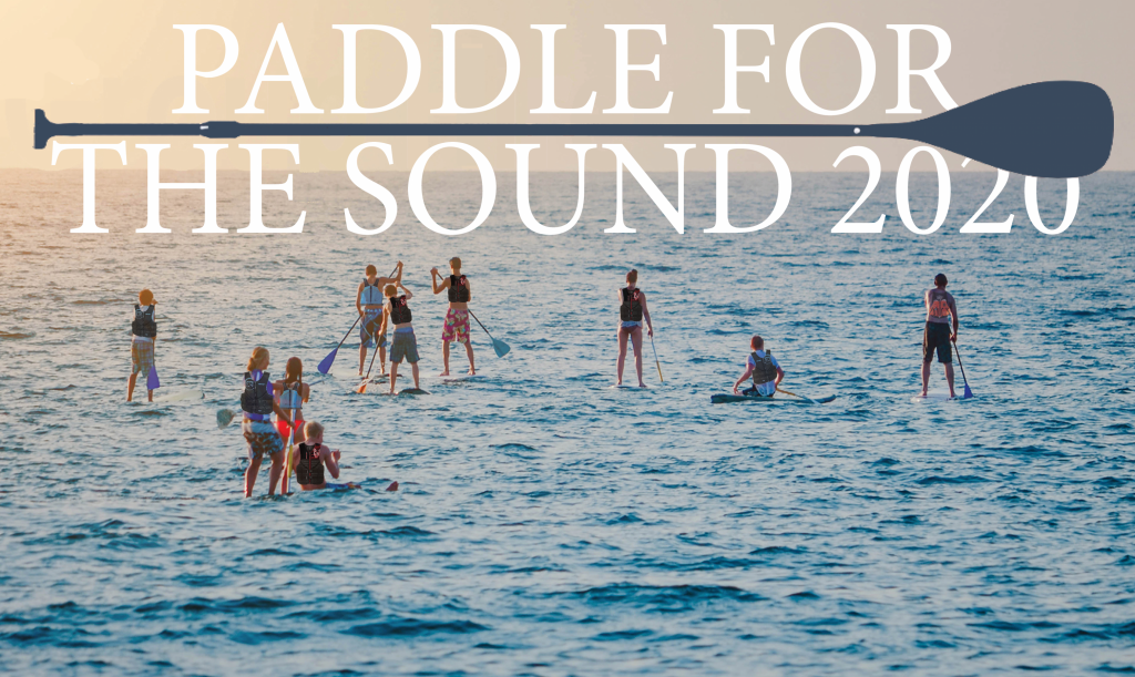 Paddle for the Sound 2020 is August 14 – 31