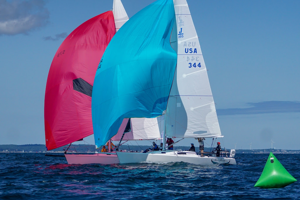 4th Annual Storm Trysail Club Ted Hood Regatta Is On August 21-23