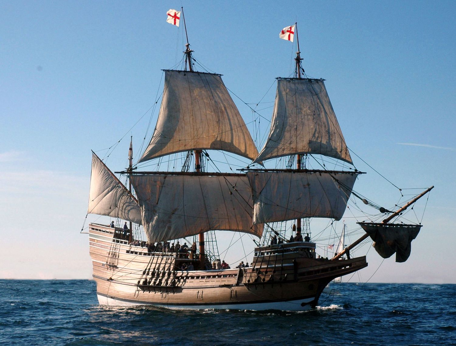 Plimoth Plantation's Fully Restored MAYFLOWER II to Begin Homecoming Voyage to Plymouth, Massachusetts from Mystic, Connecticut on July 20, 2020