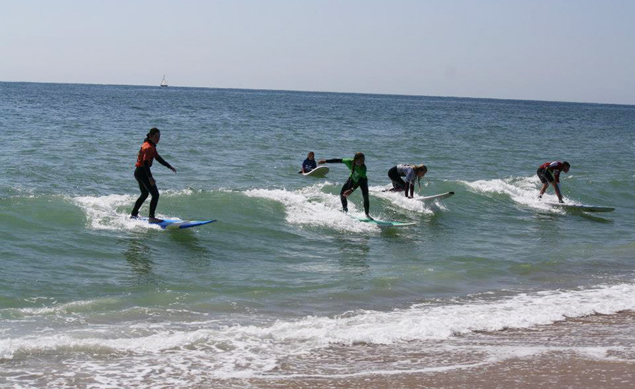 The 9th Annual Catch-A-Curl Youth Surf Classic & Beach Cleanup is Saturday, September 19