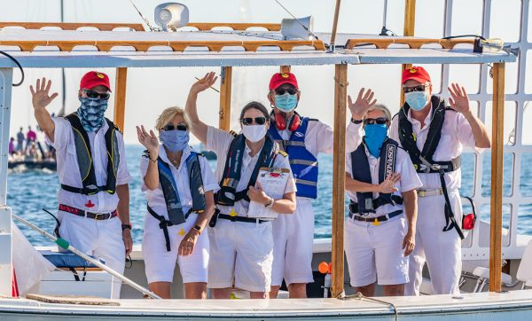 Getting It Right: Edgartown Yacht Club's 'Round-the-Island Race
