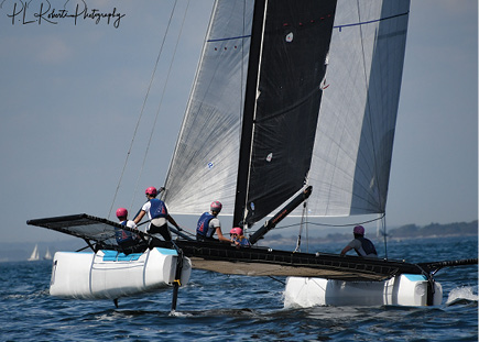 M32 Class North America Midtown Cup Series in Newport