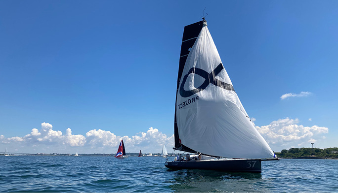 The Twenty Hundred Club Block Island Race