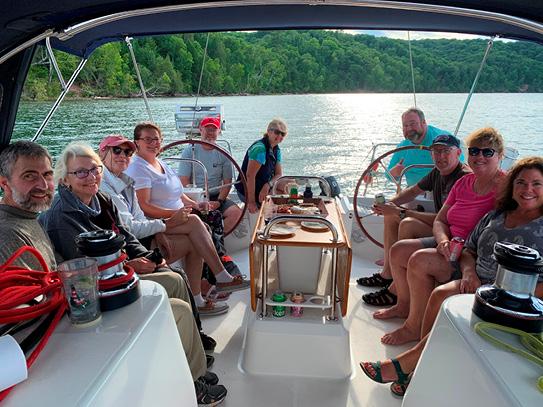 Flotilla Cruising in the Apostle Islands
