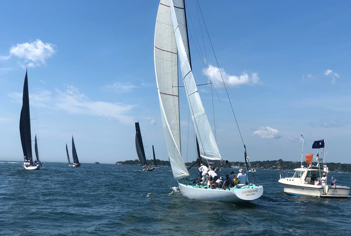 The NBYA Summer Regatta
