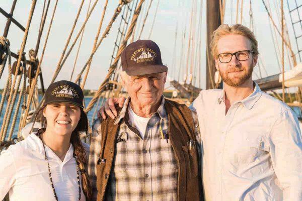 FUELing the Future: Black Dog Tall Ships Donating Shenandoah to Martha's Vineyard Nonprofit