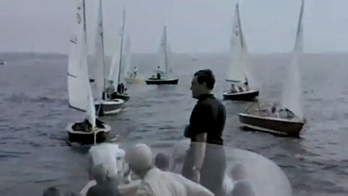 Junior Sailing Memories From 'Long Ago' – New York Yacht Club Junior Day