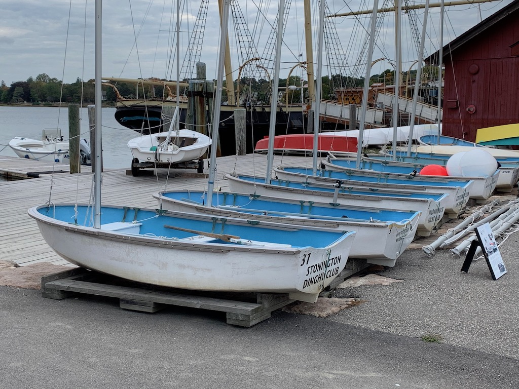 Tune Into Conversations with Classic Boats Episode 04: Man and Their Dinghies