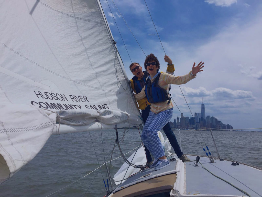 Hudson River Community Sailing to Host 11th Annual Sailing for Scholars Regatta and First-Ever Virtual Celebration