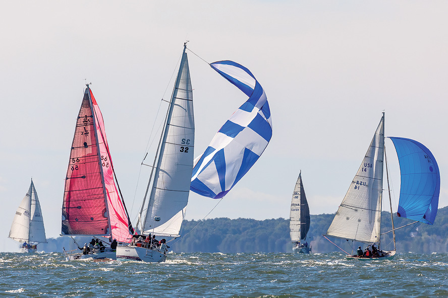 The Fall Race Around Prudence