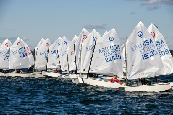 Optimist Atlantic Coast Championship