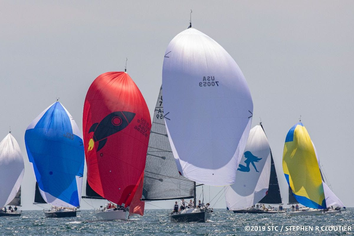 Notice of Race Issued for Storm Trysail Club's 29th Block Island Race Week presented by Margaritaville