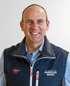 An Interview With Doug DeVos, New York Yacht Club American Magic Team Principal