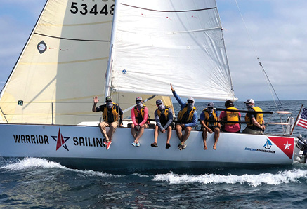 Warrior Sailing Launches BOLD Campaign