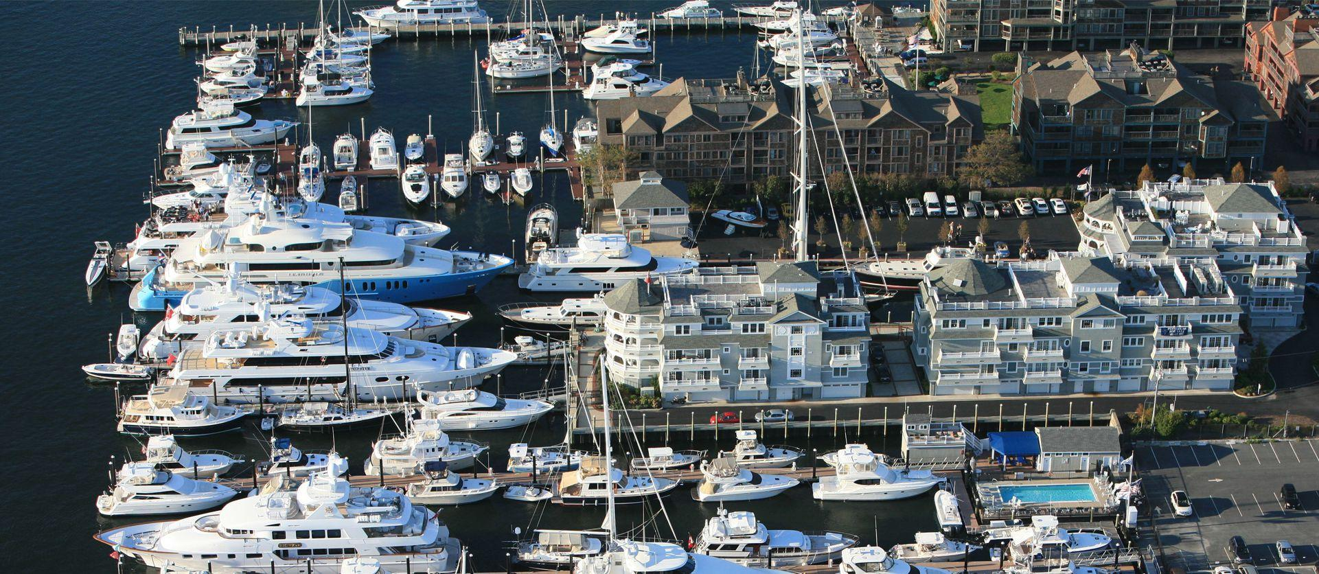 The Marina at Brown & Howard Wharf Welcomes the International Yachting Community to Newport, RI for the 2021 Season