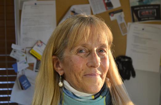 Women on the Water: Martha Parker
